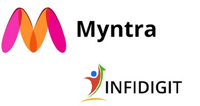INFIDIGIT Wins award for Myntra
