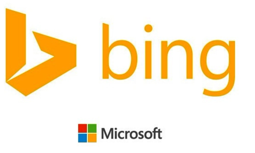 Microsoft's Bing Algorithm Logo