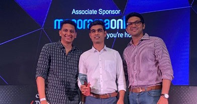 INFIDIGIT Wins Bronze in Digital Crest Award 2019