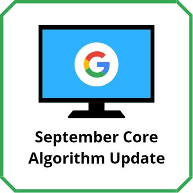 September Algorithm Update
