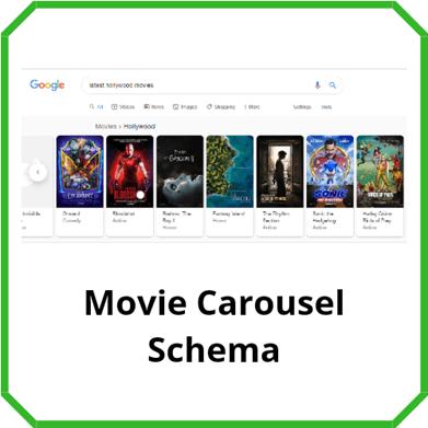 Movie Carousel Schema
