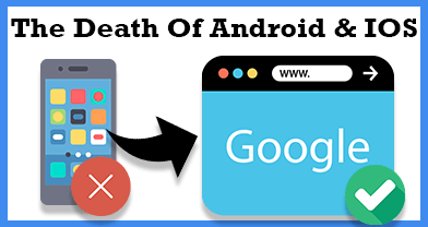 PWA - The Death of Android IOS