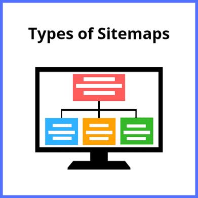 Types of Sitemaps