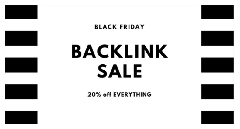 Backlink Sale