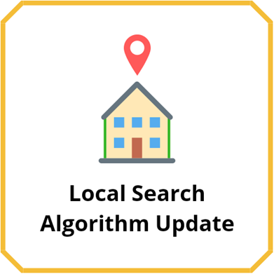 Local Search Algorithm Update