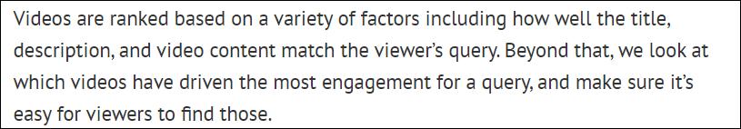 YouTube Creator Academy Evidence