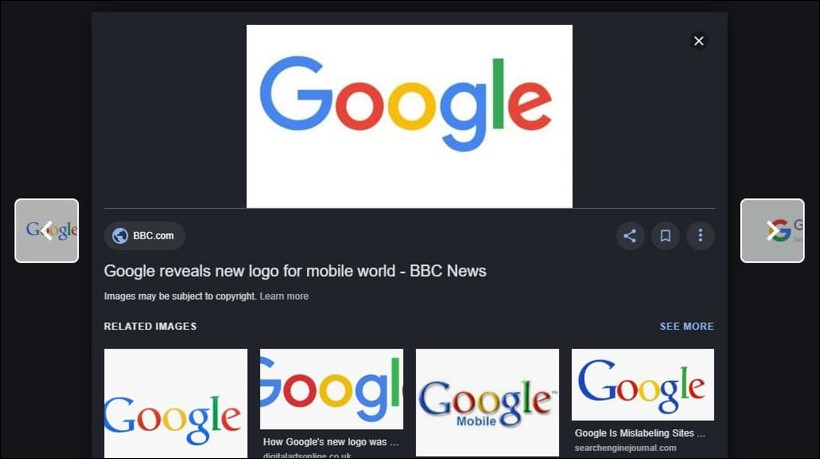 Google Image Search Test - 1