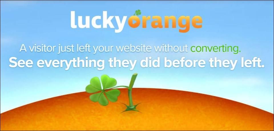 Lucky Orange Tool
