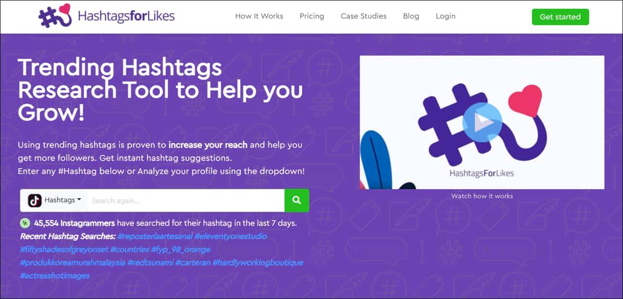 Hashtags For Likes TikTok Growth Services
