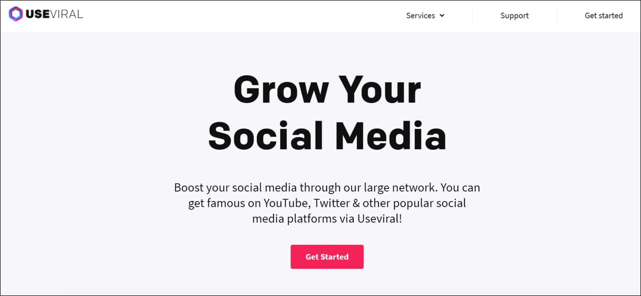 UseViral TikTok Growth Services
