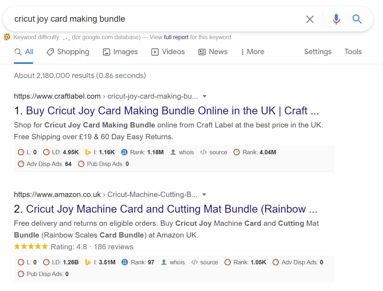 Cricut Joy Card Making Bundle